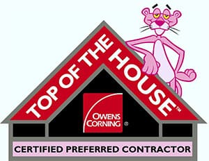 Best Roofing Contractor Dallas, TX - certified preferred contractor