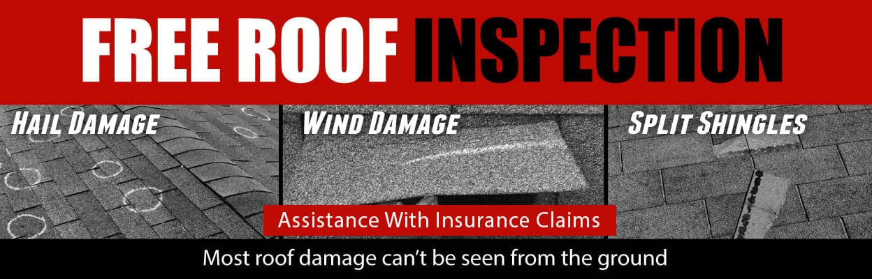 free roof inspection and insurance claim assistance - dallas, tx