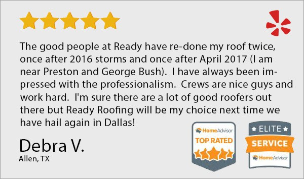 Ready Roofing Dallas Texas Reviews